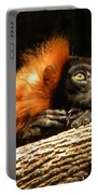 Lemur In Longing Portable Battery Charger