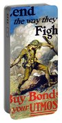 Lend The Way They Fight, 1918 Portable Battery Charger