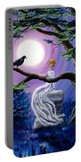 Lenore By A Cypress Tree Portable Battery Charger