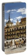 Leon City Hall Portable Battery Charger