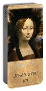 Leonardo Da Vinci 2 Portable Battery Charger