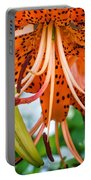 Leopard Lily 2 Portable Battery Charger