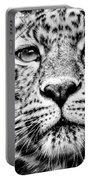 Leo's Portrait Portable Battery Charger