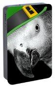 Leprechaun Parrot Portable Battery Charger