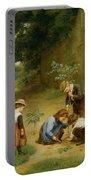 Les Jeunes Jardiniers Portable Battery Charger