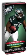 Lesean Mccoy Portable Battery Charger
