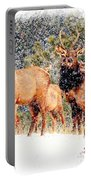 Let It Snow - Barbara Chichester Portable Battery Charger