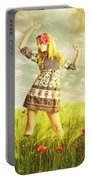 Let Us Dance In The Sun Portable Battery Charger