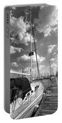 Let's Go Sailing Portable Battery Charger