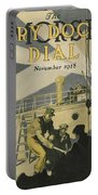 Letters To Our Boys In France Portable Battery Charger by Edward Hopper