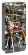 Levitating Giraffe Portable Battery Charger