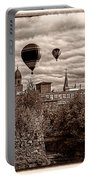 Lewiston Maine Hot Air Balloons Portable Battery Charger