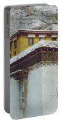 Lhasa Tibet 1 By Jrr Portable Battery Charger