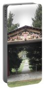 Lheit-li Nation Burial Grounds Entrance Portable Battery Charger