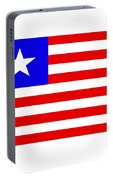 Liberia Flag Portable Battery Charger