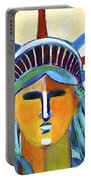 Liberty In Colors Portable Battery Charger