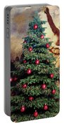 Liberty Places Star On The Tree Portable Battery Charger