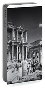 Library Of Celsus - Ephesus Portable Battery Charger