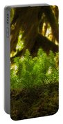 Licorice Fern Portable Battery Charger