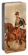 Lieutenant Colonel James Thomas Brudenell  Portable Battery Charger
