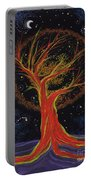 Life Blood Tree By Jrr Portable Battery Charger