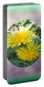 Life Is Made Up Of Dandelions Portable Battery Charger