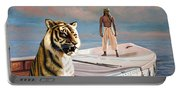 Life Of Pi Portable Battery Charger