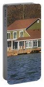 Life On Indian Lake Ohio Portable Battery Charger