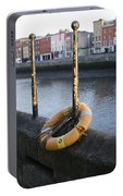 Life Saver -  Swiffey River - Dublin Ireland Portable Battery Charger