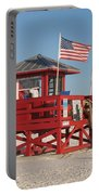 Lifeguard Siesta Beach Portable Battery Charger