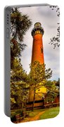 Light At Currituck Portable Battery Charger