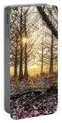 Light In The Trees Portable Battery Charger