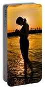 Light Of My Life Portable Battery Charger by Frozen in Time Fine Art Photography