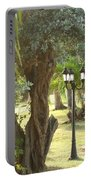 Light Post Portable Battery Charger