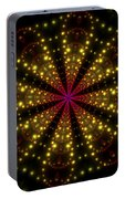 Light Show Abstract 3 Portable Battery Charger