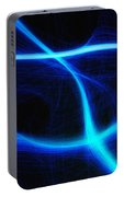 Light Show Abstract 5 Portable Battery Charger
