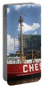 Light Vessel Chesapeake - Baltimore Harbor Portable Battery Charger