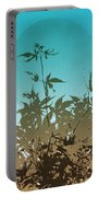 Torquoise Haiku Portable Battery Charger