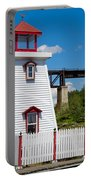 Lighthouse And Bridge Portable Battery Charger