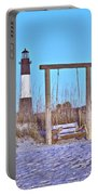 Lighthouse And Swing Portable Battery Charger