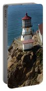 Lighthouse At Point Reyes Portable Battery Charger