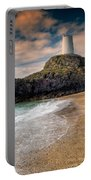 Lighthouse Beach Portable Battery Charger