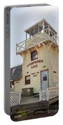 Lighthouse Cafe In North Rustico Portable Battery Charger