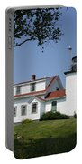 Lighthouse Fort Point Portable Battery Charger