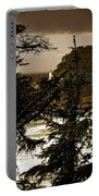 Lighthouse From The Distance Portable Battery Charger