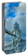 Lighthouse In Saint Joseph Michigan Portable Battery Charger