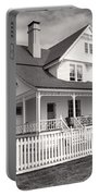 Lighthouse Keepers House  Portable Battery Charger