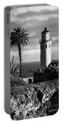 Lighthouse On The Bluff Portable Battery Charger