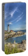 Lighthouse Point Portable Battery Charger