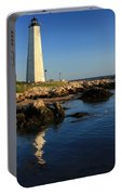 Lighthouse Reflected Portable Battery Charger